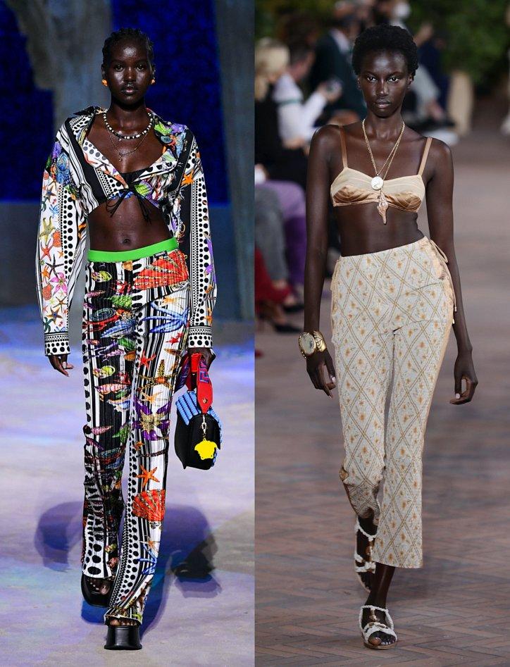 Fashionable pants spring-summer 2021 photo # 24