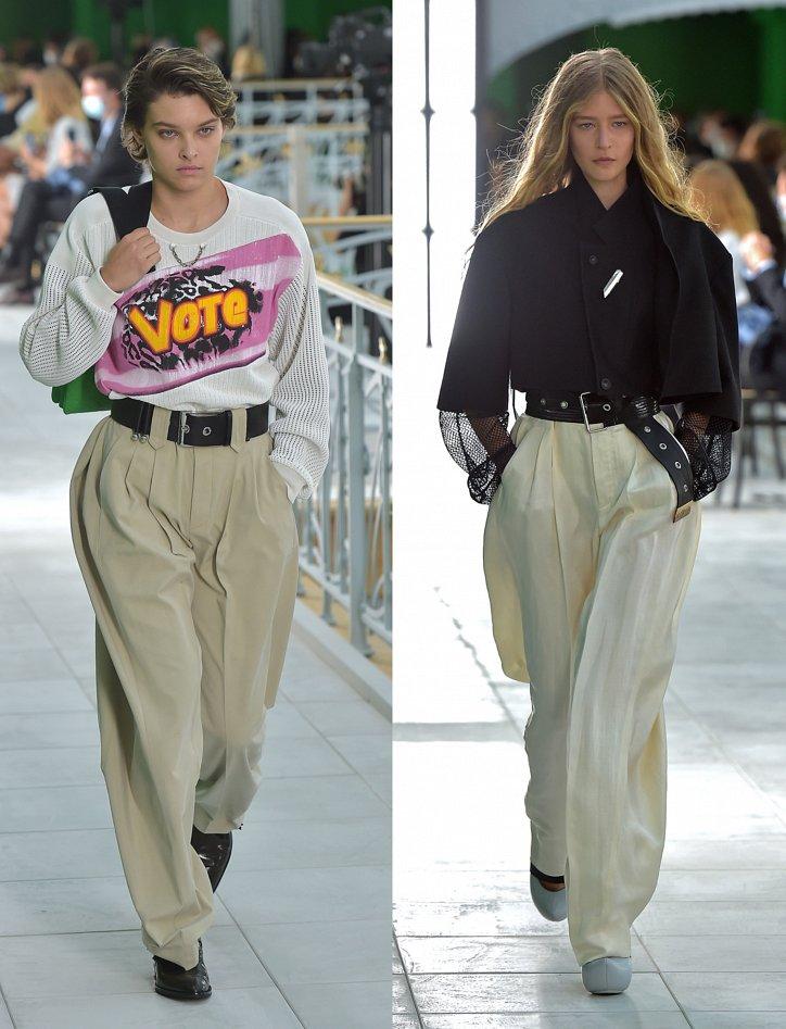 Trendy pants spring-summer 2021 photo # 26