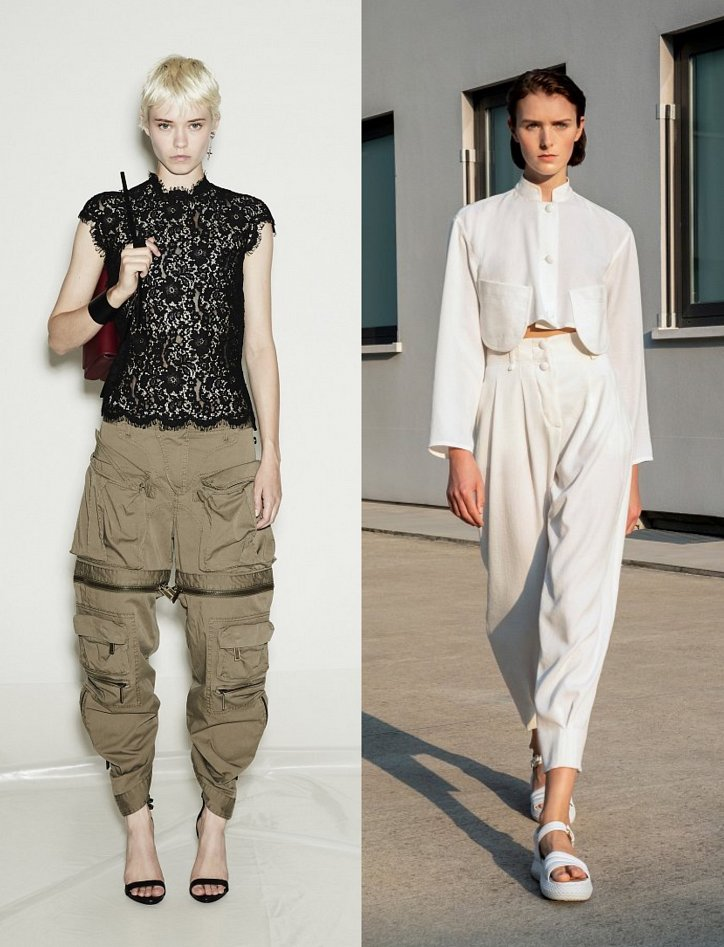 Trendy pants spring-summer 2021 photo # 27