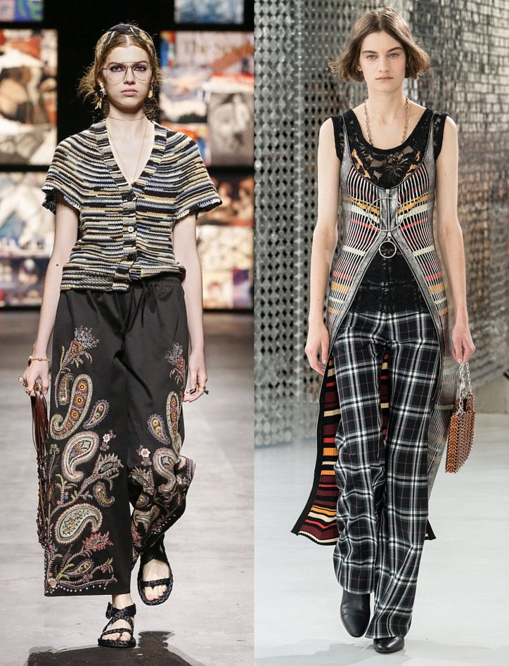 Fashionable trousers spring-summer 2021 photo # 22