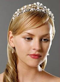 tiara wedding accessory