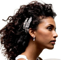 wedding hairstyles 2010