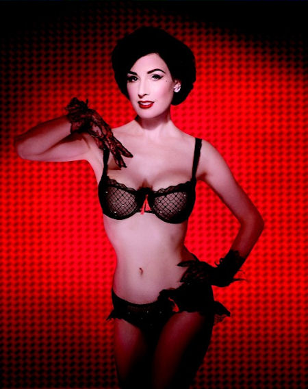 underwear from dita von teese