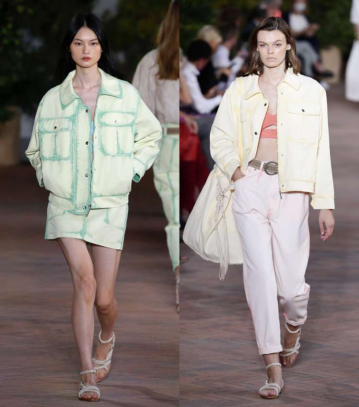 Fashionable jackets spring 2021: trends and news photo # 5