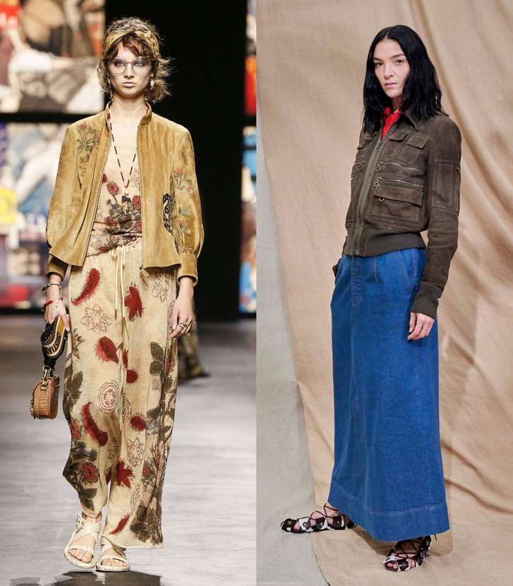 Fashionable jackets spring 2021: trends and news photo # 16