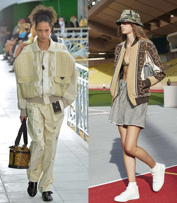 Fashionable jackets spring 2021: trends and news photo # 10