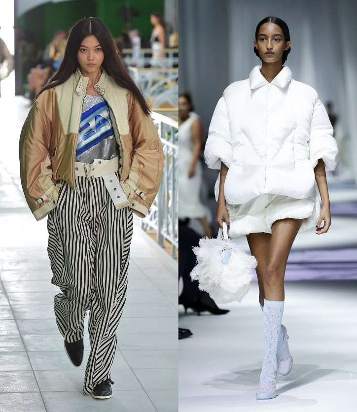 Fashionable jackets spring 2021: trends and news photo # 22