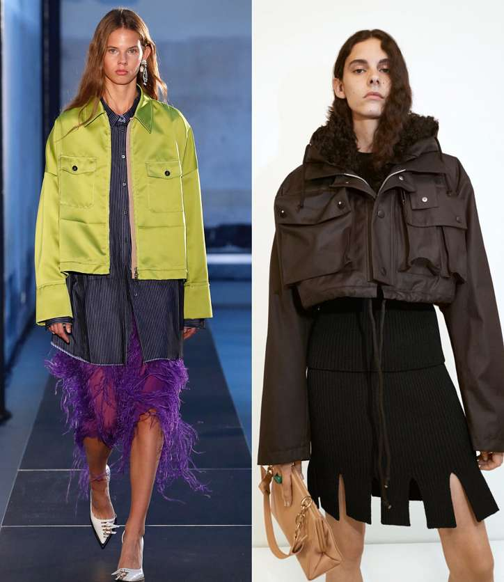 Fashionable jackets spring 2021: trends and news photo # 23