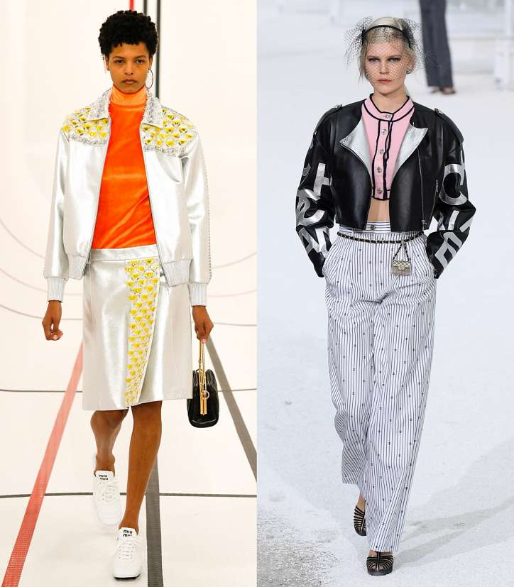 Fashionable jackets spring 2021: trends and news photo # 17