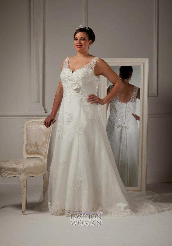 Wedding dresses for fat brides photo # 36
