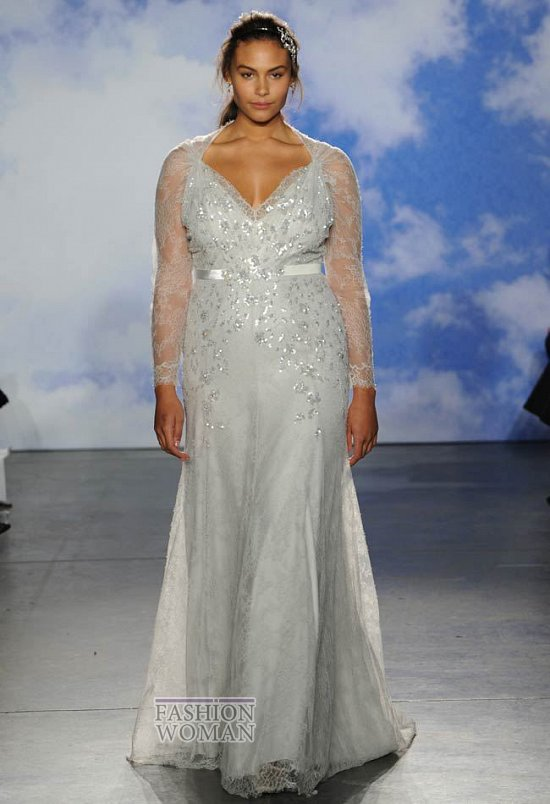 Wedding dresses for fat brides photo # 40