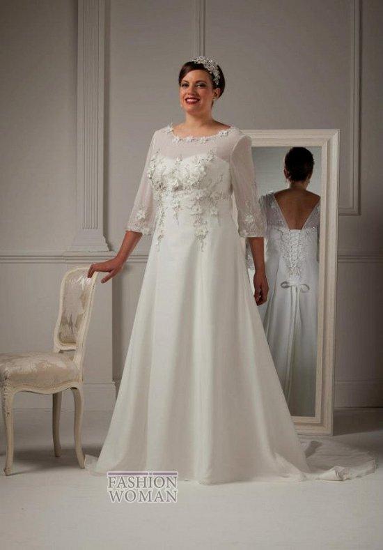 Wedding dresses for fat brides photo # 38