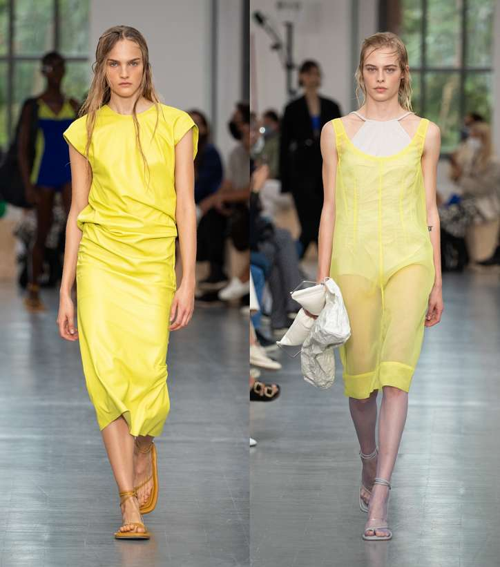 Season trend - yellow color photo # 6