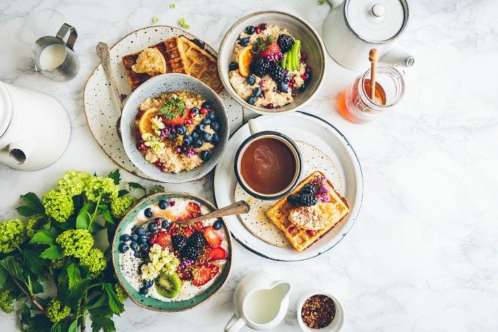 Healthy breakfast photo # 1