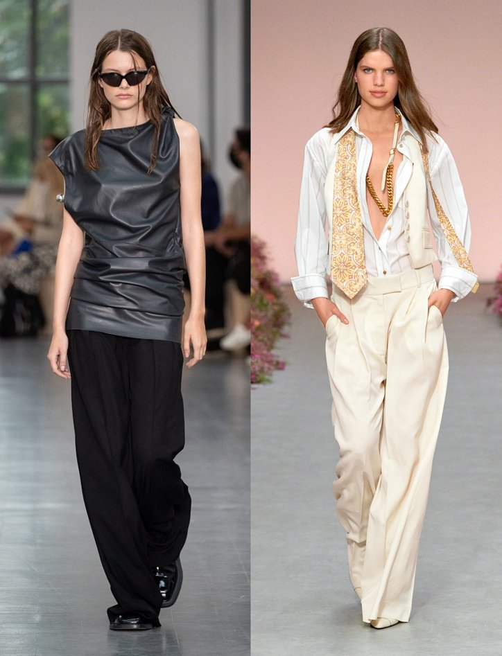 Trendy pants spring-summer 2021 photo # 1