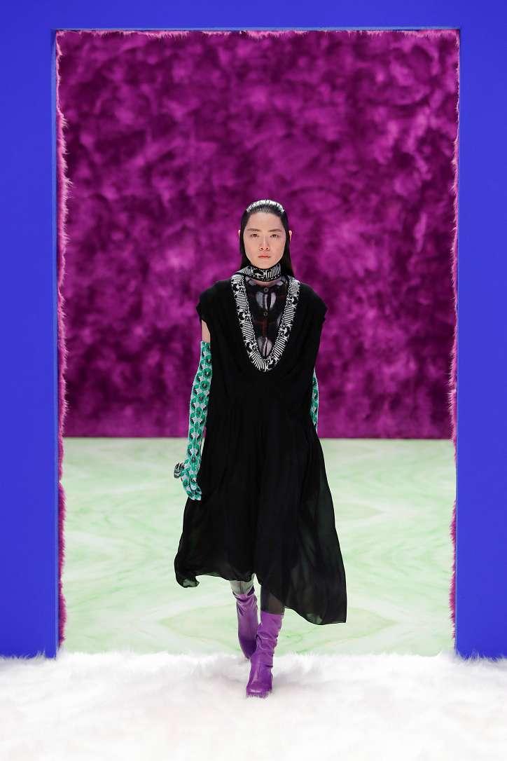 Prada collection autumn-winter 2021-2022 photo # 6