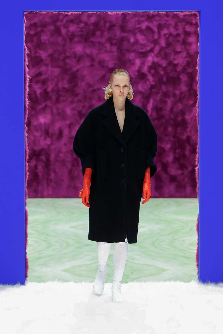 Prada collection autumn-winter 2021-2022 photo # 10