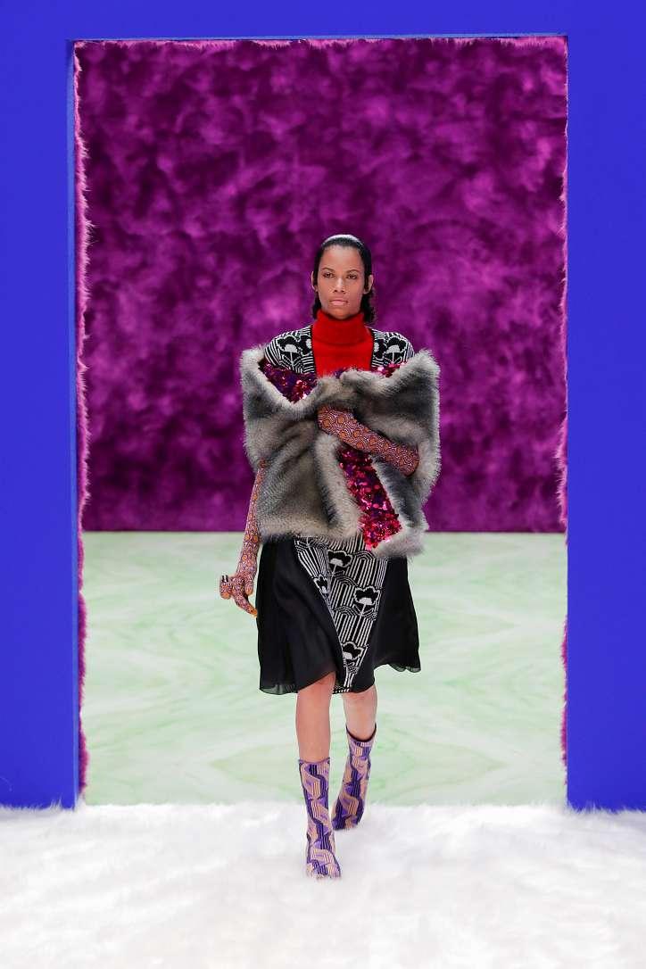 Prada collection autumn-winter 2021-2022 photo # 25
