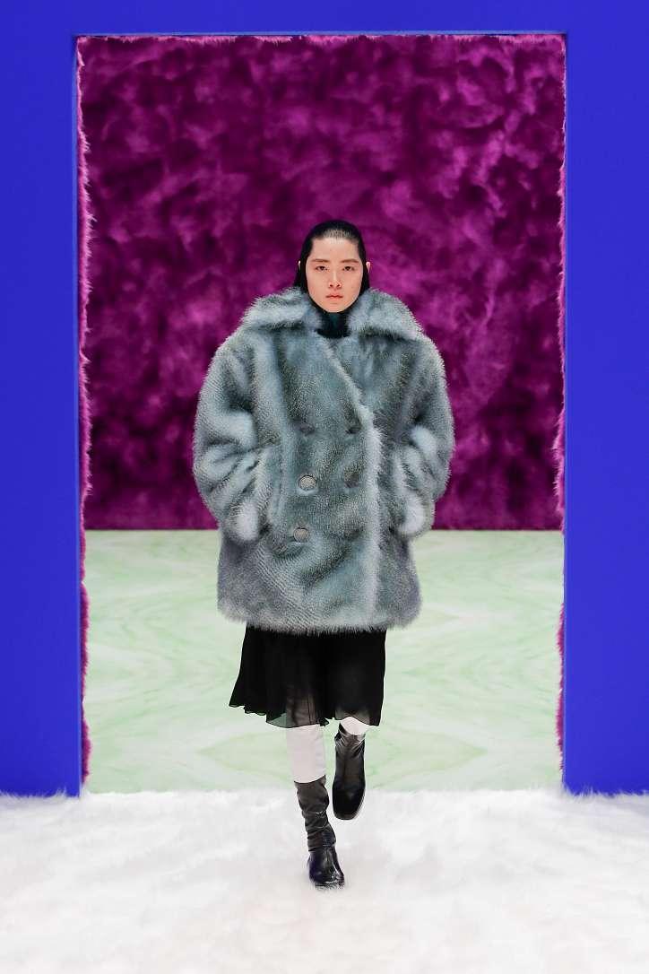 Prada collection autumn-winter 2021-2022 photo # 23