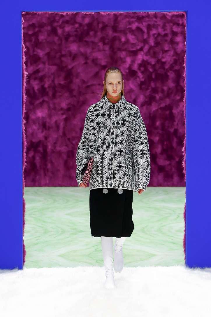 Prada collection autumn-winter 2021-2022 photo # 19