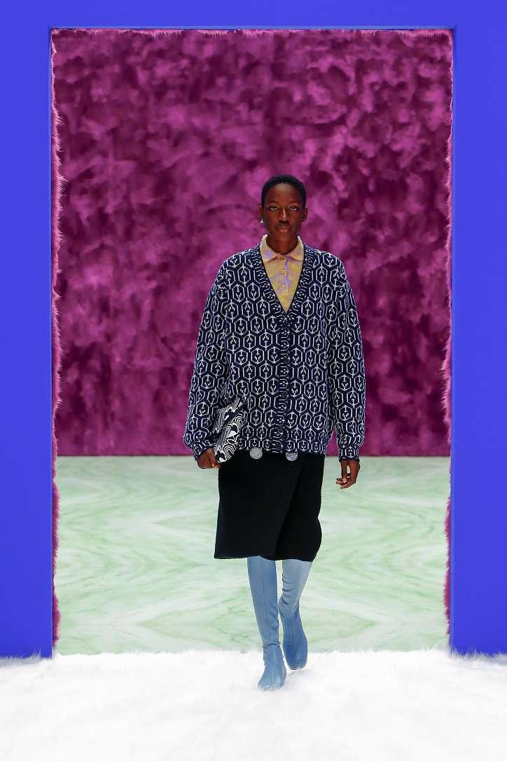 Prada collection fall-winter 2021-2022 photo # 18