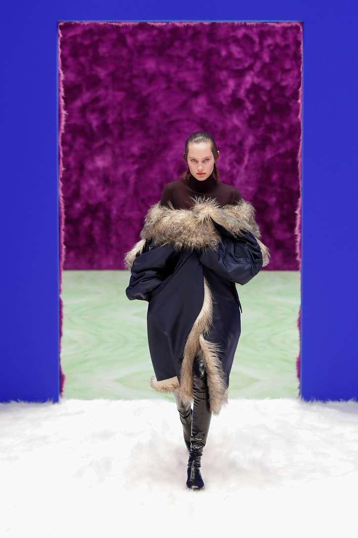 Prada collection autumn-winter 2021-2022 photo # 30