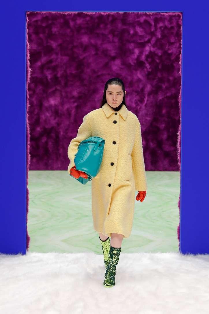 Prada collection autumn-winter 2021-2022 photo # 36