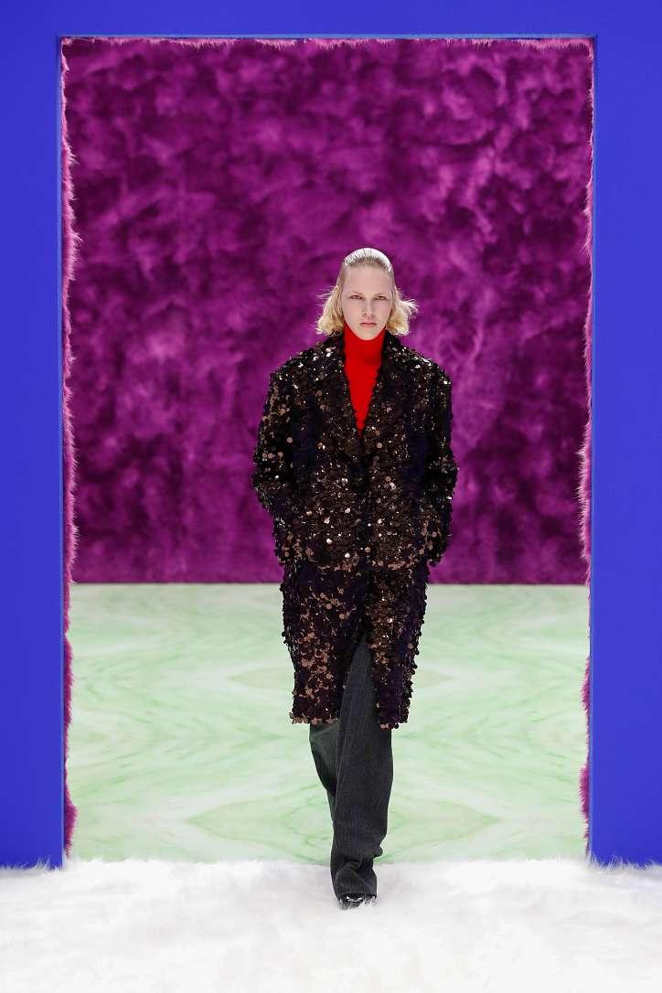 Prada collection autumn-winter 2021-2022 photo # 45