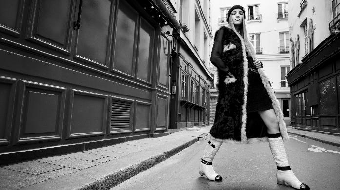 Chanel fashion coats 2021