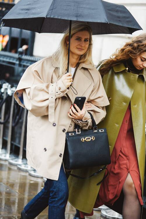 Fashion coats 2021 2022 trend trench