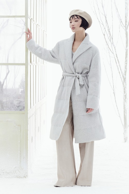 Fashion coats 2021 2022 trend quilted coat