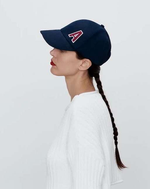 Baseball cap - the main headdress of the season photo # 22