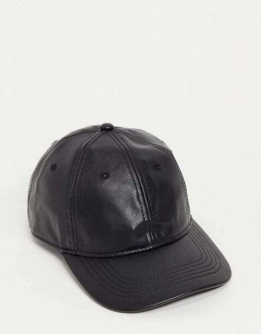 Baseball cap - the main headdress of the season photo # 25