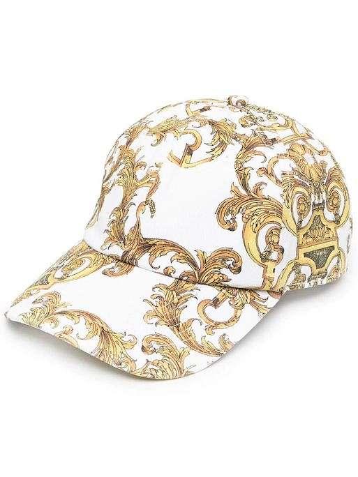 Baseball cap - the main headdress of the season photo # 29