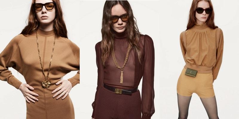 fashion glasses 2021 brown lenses