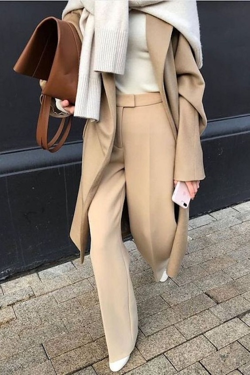 Stylish look for work 2021-2022