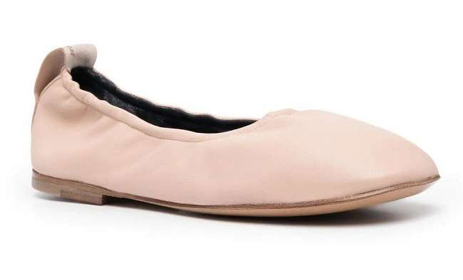 Ballerinas - the most fashionable shoes of the season photo # 19