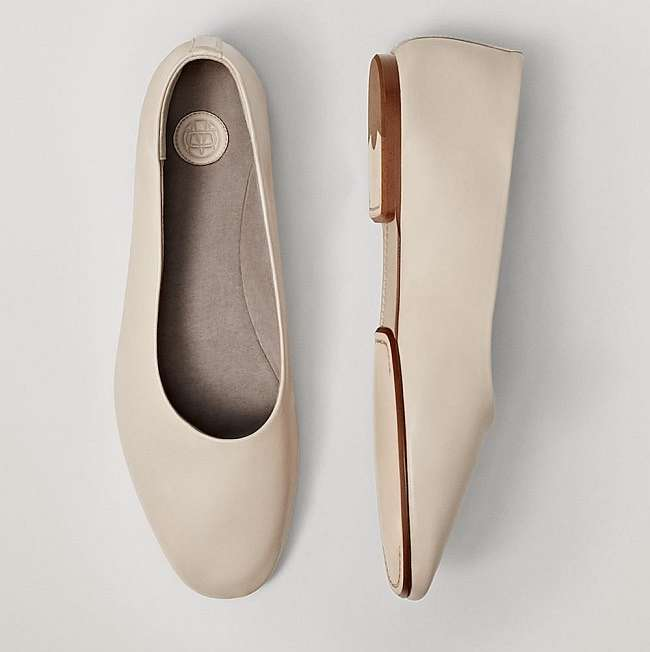 Ballerinas - the most fashionable shoes of the season photo # 17