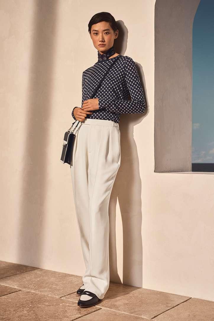 Ralph Lauren collection spring-summer 2021 photo # 5