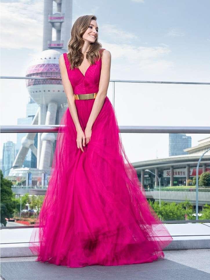 Evening dresses Pronovias 2021 photo # 2