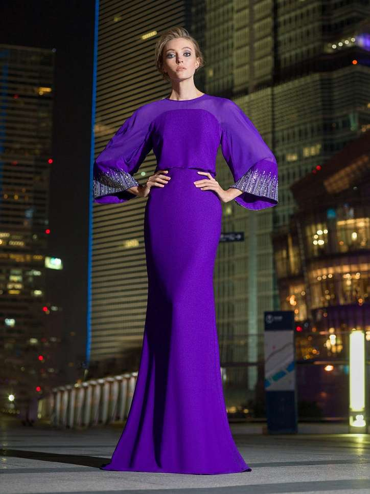 Evening dresses Pronovias 2021 photo # 7