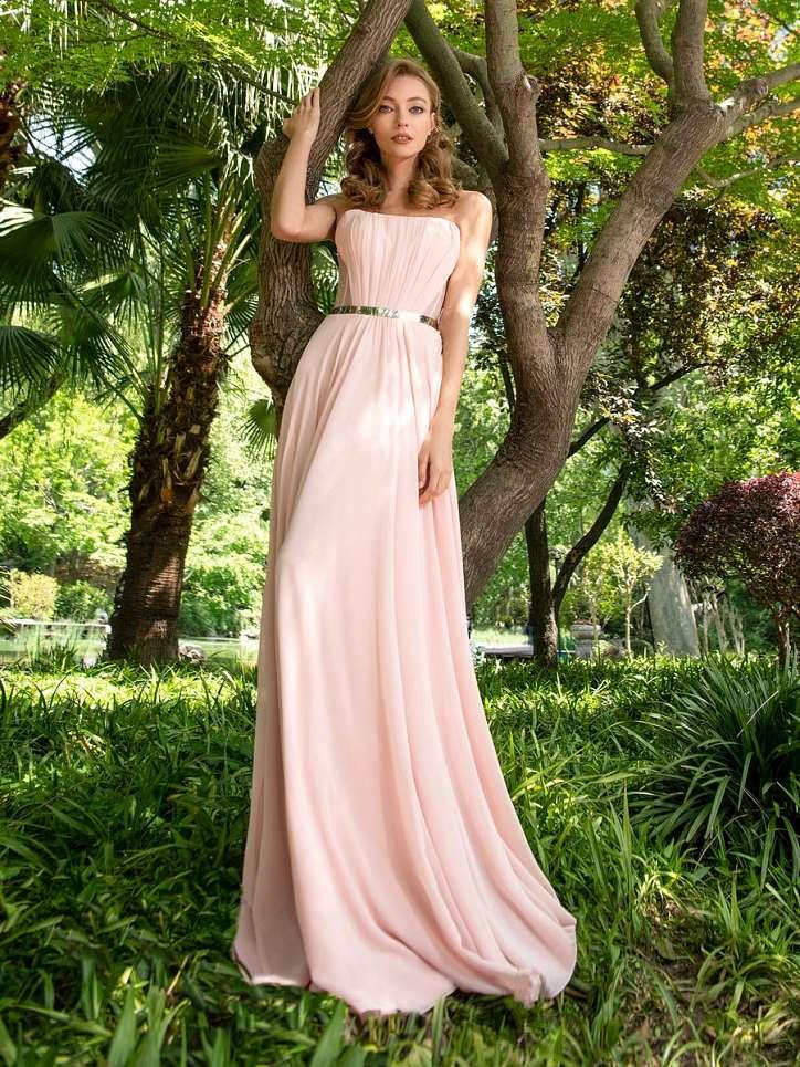 Evening dresses Pronovias 2021 photo # 3