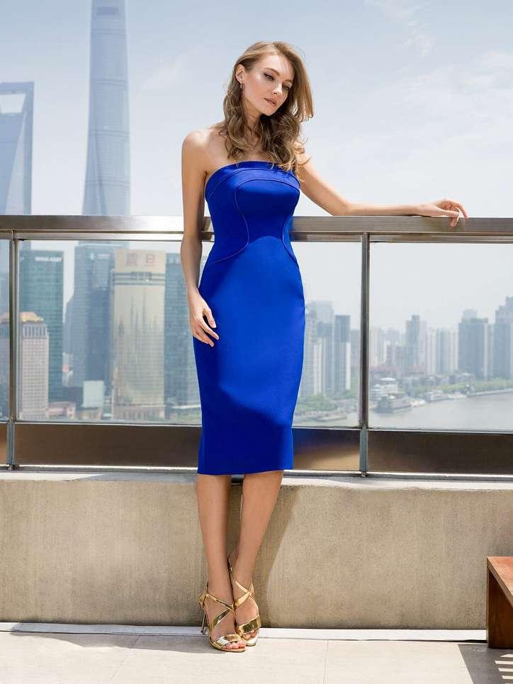Evening dresses Pronovias 2021 photo # 6