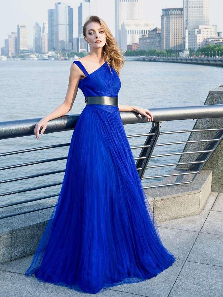 Evening dresses Pronovias 2021 photo # 9