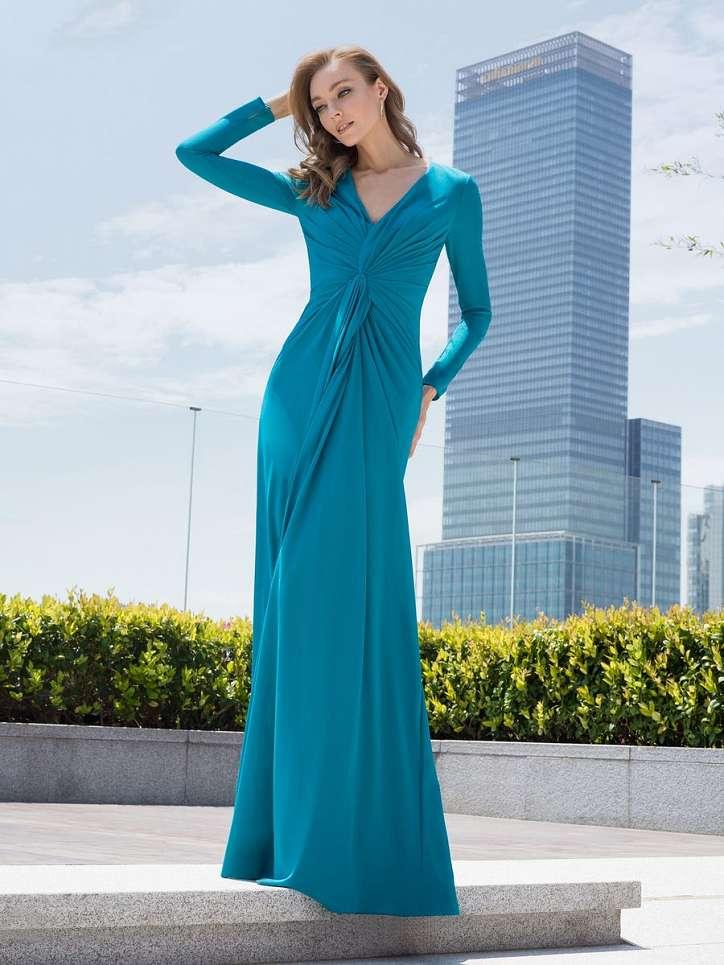 Evening dresses Pronovias 2021 photo # 14