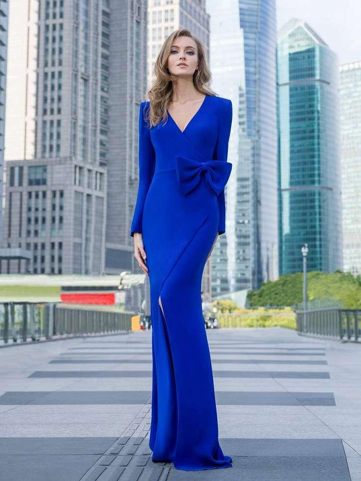 Evening dresses Pronovias 2021 photo # 16