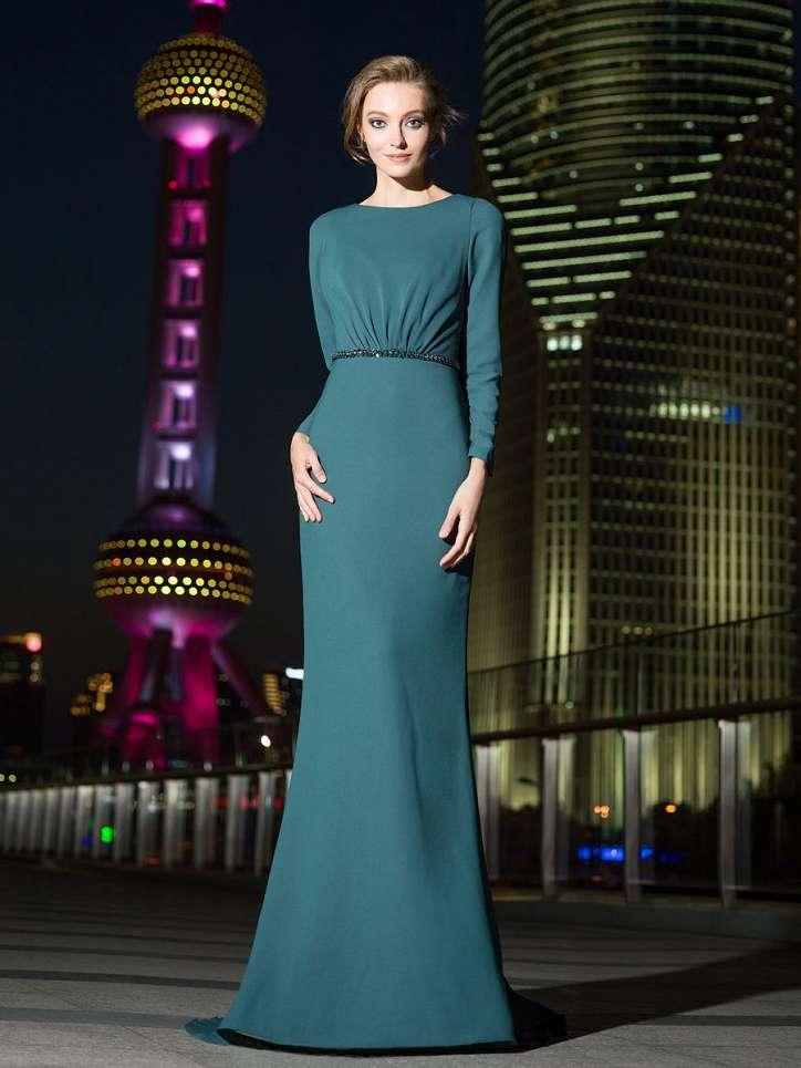 Evening dresses Pronovias 2021 photo # 17
