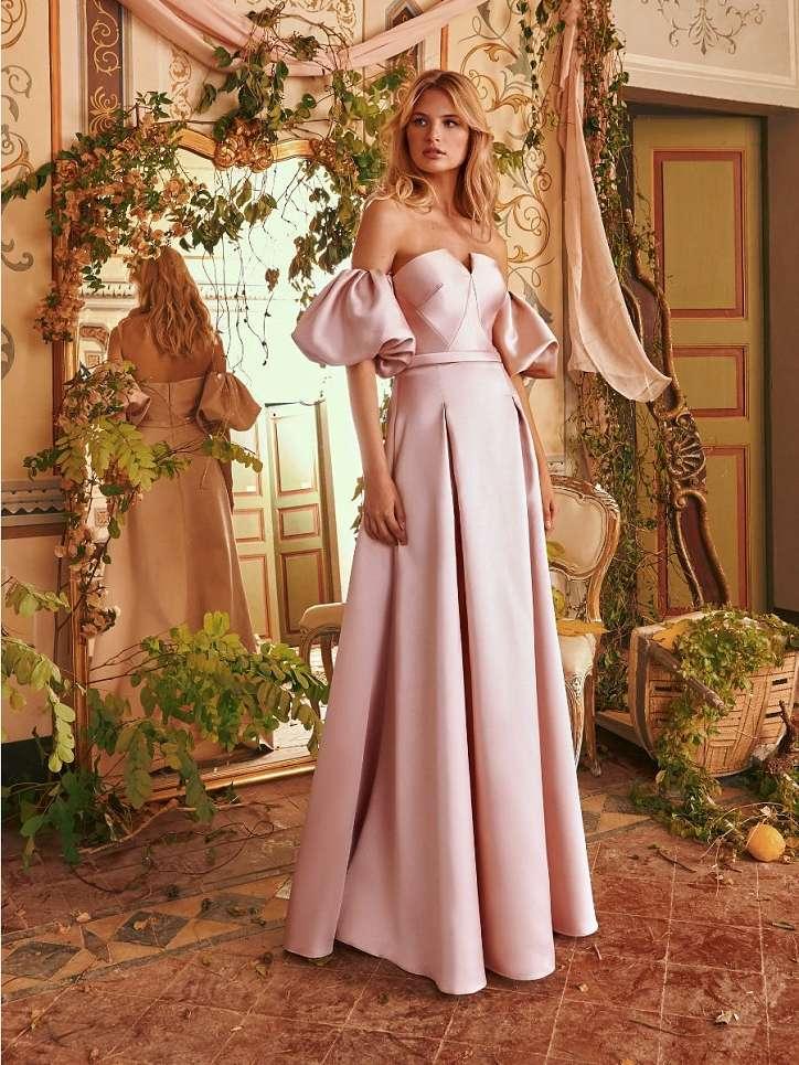 Evening dresses Pronovias 2021 photo # 20