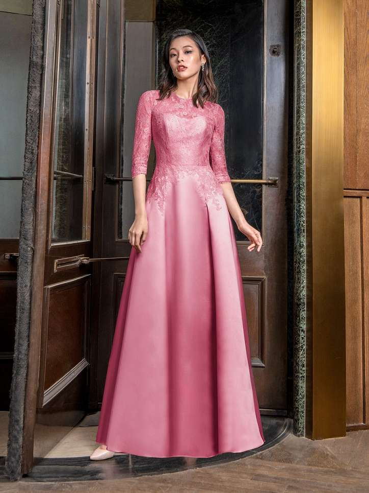 Evening dresses Pronovias 2021 photo # 19