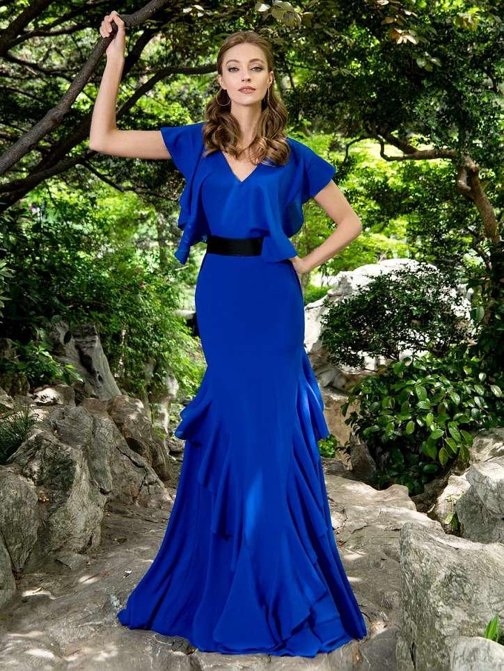 Evening dresses Pronovias 2021 photo # 24